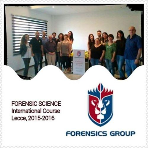 Course Forensic Science